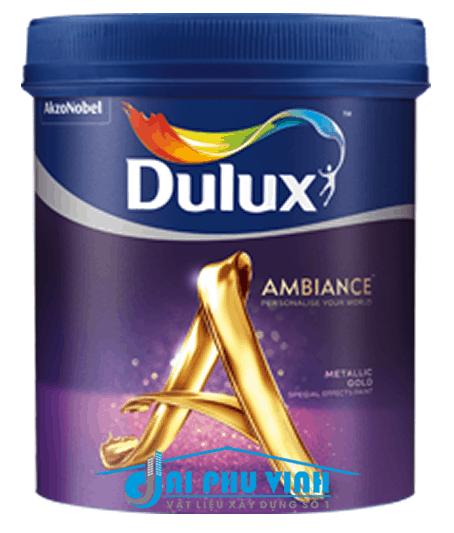 Sơn hiệu ứng đặc biệt DULUX AMBIANCE METALLIC – Sơn Dulux