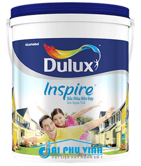 Dulux Inspire Sắc Màu Bền Đẹp – Sơn nội thất Dulux cao cấp trong nhà