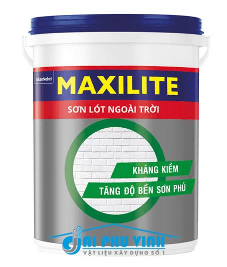 Sơn lót ngoài trời Maxilite – Sơn lót ngoại thất Maxilite cao cấp chính hãng