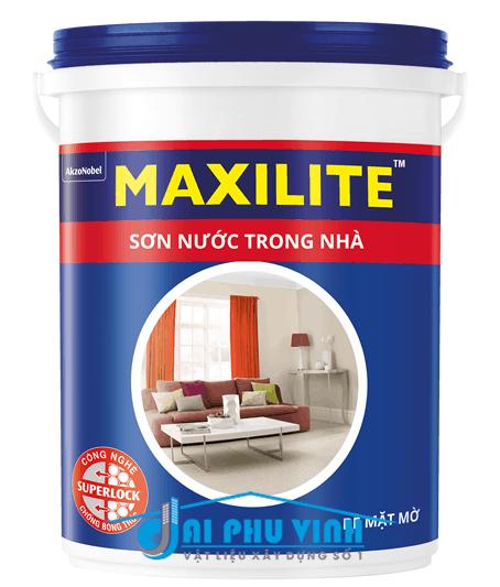 Sơn nước trong nhà Maxilite – Sơn nội thất Maxilite – Sơn Maxilite cao cấp