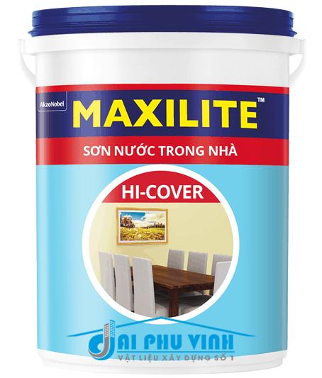 SƠN NƯỚC TRONG NHÀ MAXILITE HI-COVER – Sơn nội thất Maxilite