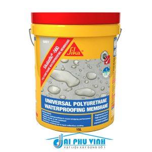 Sikalastic 560 - Thi công sàn mái - Chống thấm đàn hồi và kháng UV