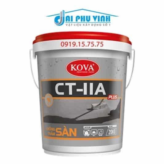 Sơn chống thấm sàn Kova CT11A hiệu quả tuyệt đối. LH 0919157575