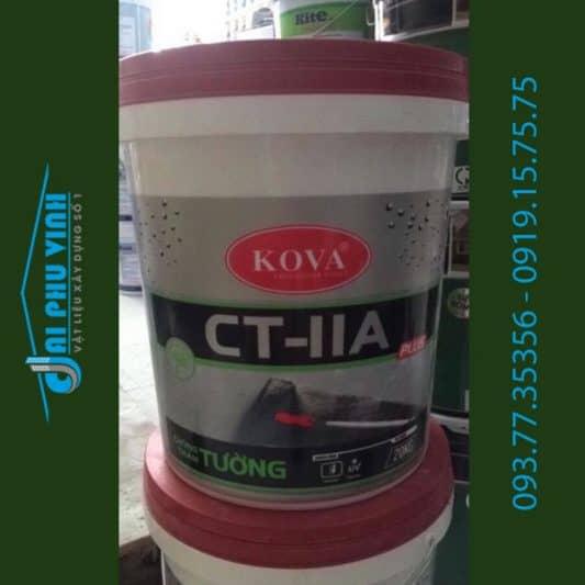 Sơn chống thấm tường đứng Kova CT11A ĐB – Chống thấm tối ưu cho bức tường nhà bạn. LH 0919157575