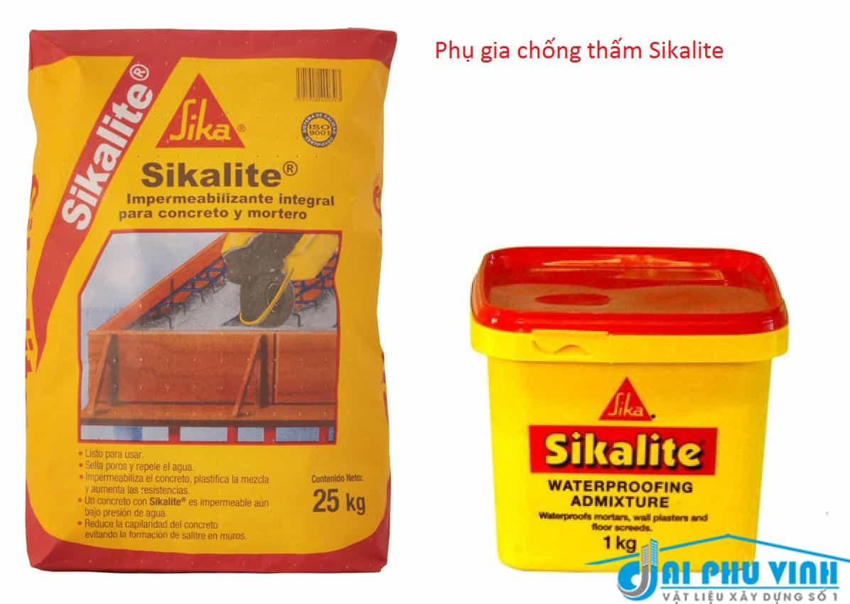 sơn chống thấm silalite - Đại Phú Vinh