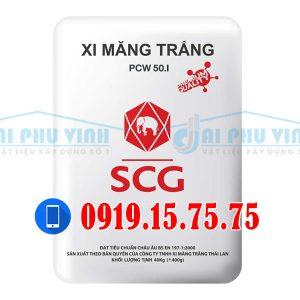 Xi măng trắng giá bao nhiêu - Báo giá các loại xi măng trắng tại TPHCM