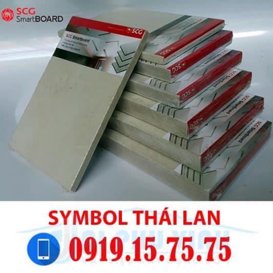 Tấm Xi Măng Cemboard Thái Lan – Tấm xi măng Symbol Thái Lan