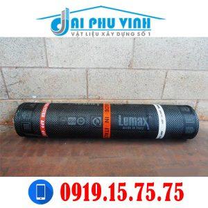 Màng chống thấm Lemax 4mm PE dạng khò nóng. Đặt hàng LH 0919157575