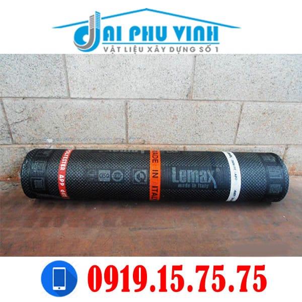 Màng chống thấm Lemax 3mm mặt trơn PE. Đặt hàng Lh 0919157575