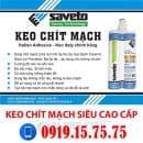 Keo chít mạch Saveto - Keo chít mạch cao cấp nhập khẩu Italia. Lh 0931.888.789