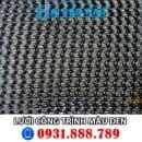 Lưới bao che xây dựng màu đen - Lưới bao che công trình màu đen. Lh 0931888789