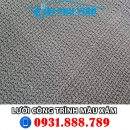 Lưới bao che xây dựng màu xám - Lưới bao che công trình màu xám Lh 0931.888.789