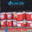 Sơn lót chống thấm gốc nước Insutech nhập khẩu Ai Cập - Insutech Primer