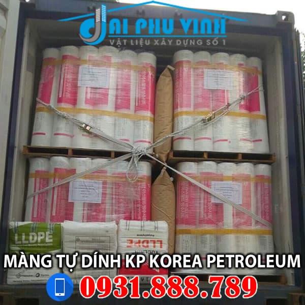 màng chống thấm  KP Korea Petroleum