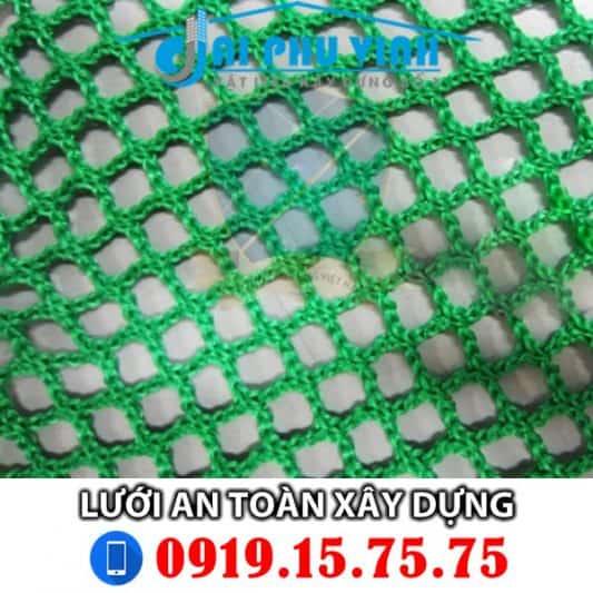 Lưới an toàn công trình – Lưới an toàn xây dựng – Lưới an toàn Hàn Quốc
