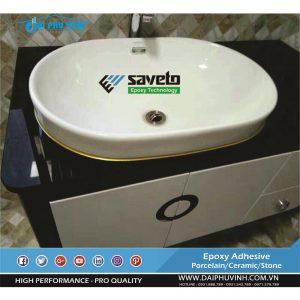 Bảng báo giá keo chà ron Saveto mới nhất. Lh 0931.888.789