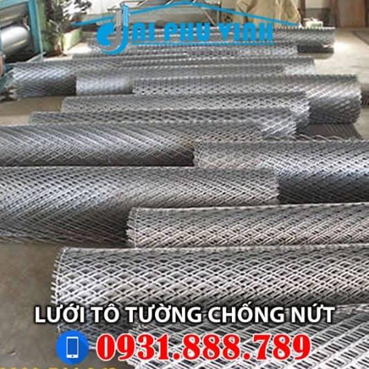 Lưới tô tường chống nứt – Lưới thép đổ sàn bê tông Lh đặt hàng 0931.888.789