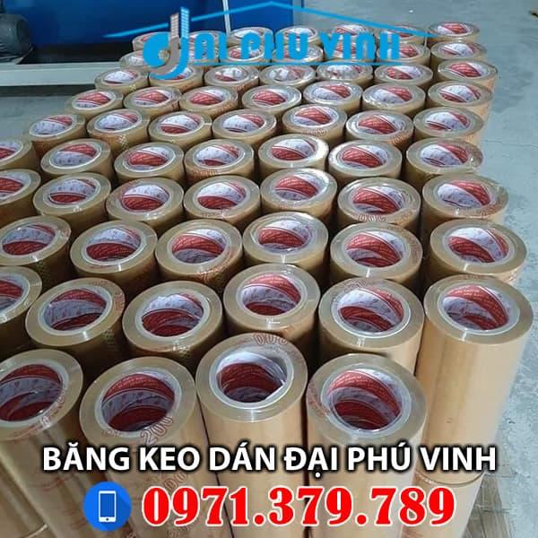 Sản xuất băng keo dán giá sỉ giao hàng toàn quốc. LH 0971.379.789
