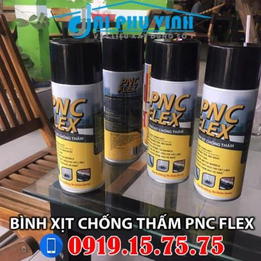 Bình xịt chống thấm PNC FLEX – LH tư vấn và đặt hàng 0919157575